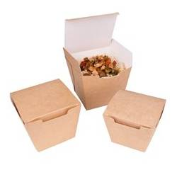 boite carton pate riz nouilles salades pas cher