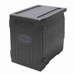 Conteneur Isotherme 600 L - Noir