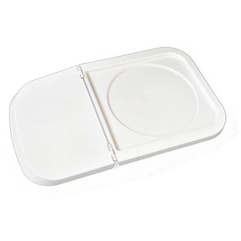 Couvercle Bac Alimentaire Empilable - 40 L conteneur restauration boulangerie traiteur pizzeria materiel professionnel