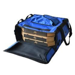 Sac Transport Isotherme - Bleu -livraison de pizza