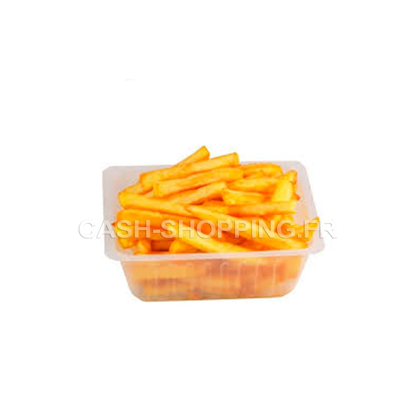 Barquette de frite plastique-Cashshopping