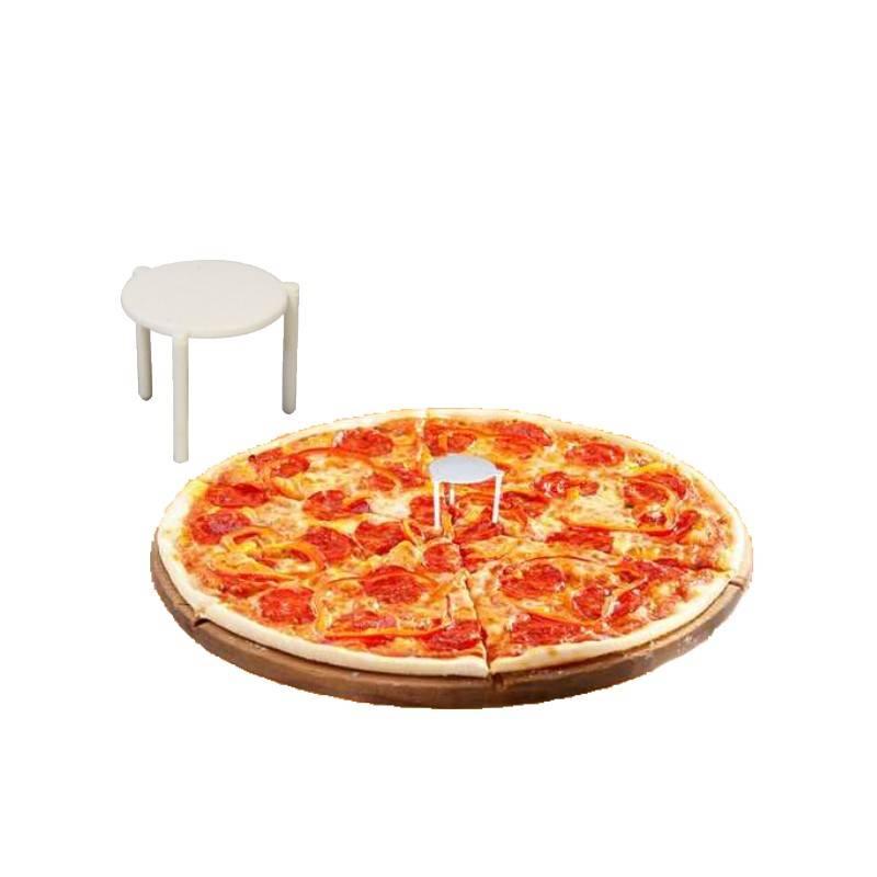Trépieds pizza tabouret pizza plastique pour boites à pizzas pizzeria transport livraison
