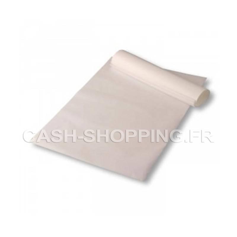 Papier ingraissable neutre restauration emballage ingraissable