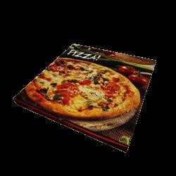 Boite plaque à pizza Pomodoro